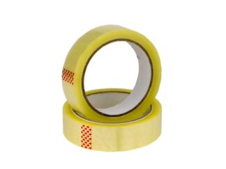 Transparent adhesive tape 25mm x 66m Forster