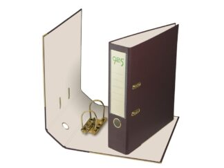 Lever arch file A4 PP 75 mm
