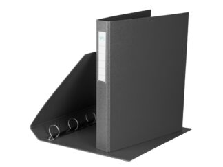 Ring binder A4, 4 rings, hard cover