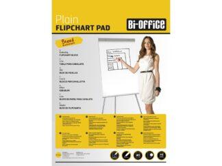 Refill flipchart 40 sheets white standard