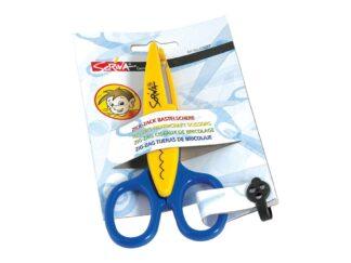 Scissors 13.5cm ZigZag in 2-colour