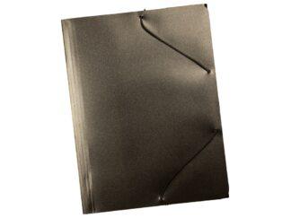 Plastic elasticated flap folder A4 15mm