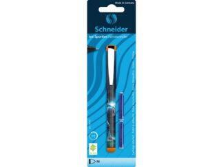 Schneider INX Sportive Blister Roller + 2 reserves
