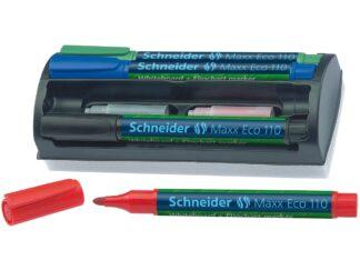 Schneider Maxx Eco 110 whiteboard kit +sponge