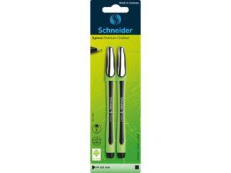 Blister 2xFineliner Xpress 0.8 Schneider