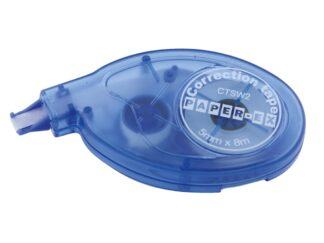 Correction tape device