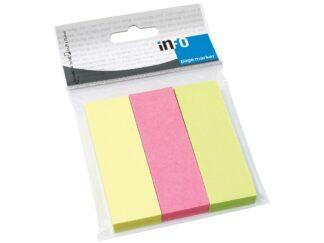 Pagemarker Brilliant Mix,25X75mm,300 sheets
