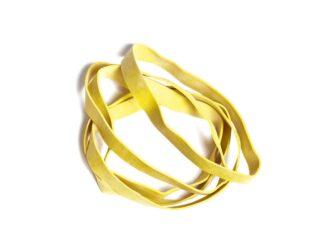 Rubber band 80mm- width 11mm- 1 kg / bag