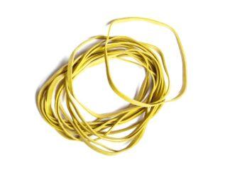 Rubber band 80mm , 4mm width 1 kg Forster