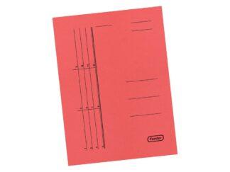 Portfolio file folder, color