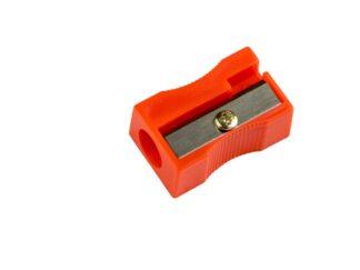 Simple plastic sharpener