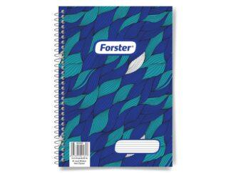 Wirebound notebook A4 80 sheets