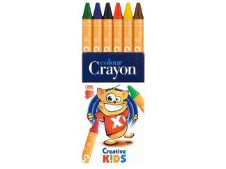 Waxed Pencils Ico Ck6 / Set