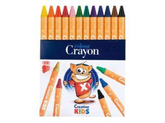 Waxed Pencils 12 / Set Ico Ck