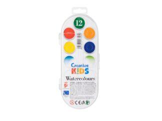 Watercolors 12 / Set 30Mm Ico