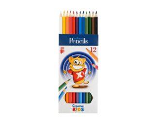 Pencils Color 12 / Set Ico Ck