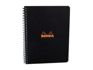 Wirebound notebook A5+ Rhodia Classic
