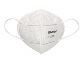 Eversted EVR2C filter mask, type FFP2 without valve - 40EA