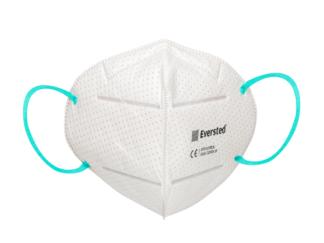 Eversted EVR3C filter mask, type FFP3 without valve - 40EA
