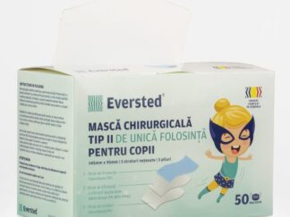 Eversted surgical mask type II Kids - 50EA