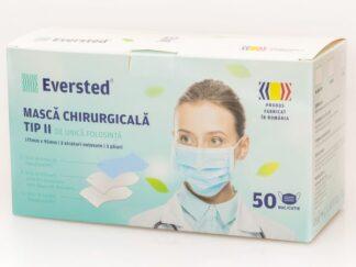 Eversted surgical mask type II - 50EA