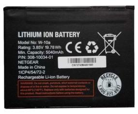 Compatible W-10A Laptop Battery for Netgear NightHawk Router