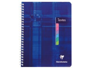 School Notebook Metric Clairefontaine