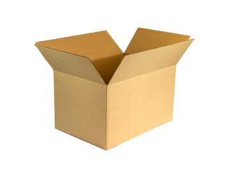 Cardboard packing box C3 Natur, 570 L x 400 l x 340 h mm, 20 pcs
