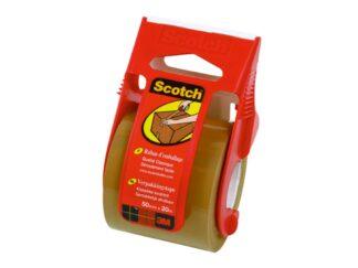 Adhesive tape Scotch 48mmx20,3m with dispenser 3M