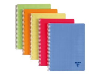 Wirebound notebook A4 Linicolor 90 sheets