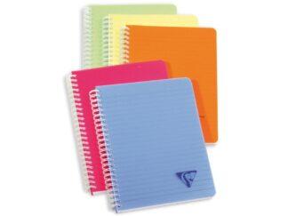 Wirebound notebook A5 Linicolor