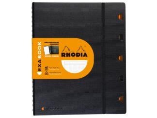 Wirebound organizer A5+ Rhodia Exabook
