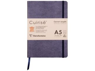 Soft leather cover A5, 144 pages, Leather