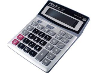 Desk calculator 12 digits