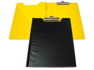 Fokus clipboard with folder A4 duo color