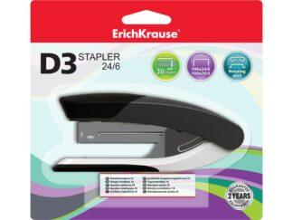 Stapler 24/6 D3 + staples, in blister EK