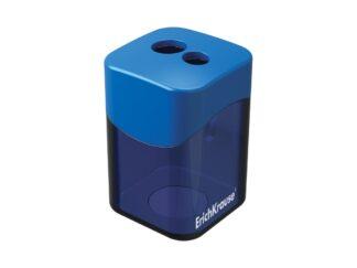 Double hole plastic sharpener Wave EK