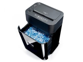 Document shredder 80 Sheets 35080 Dahle ShredMATIC®