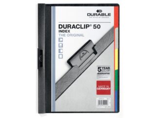 Duraclip Original 50 Durable plastic file