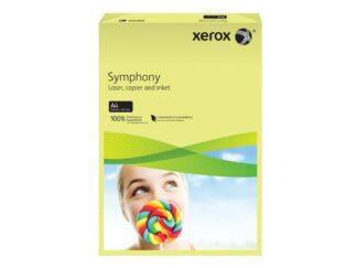 Xerox Pastel Color Copier Paper, A4, 160g, 250 sheets