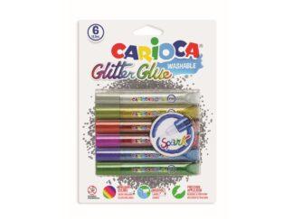 Glue Spark Carioca 6x10,5 ml