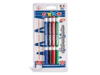 Whiteboard marker Carioca 4pc