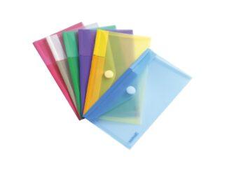 Color Collection  envelopes - Cheque book size