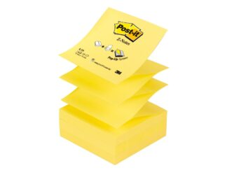 Sticky notes Z-Notes Post-it 76 x 76mm, 100 sheets Canary Yellow 3M