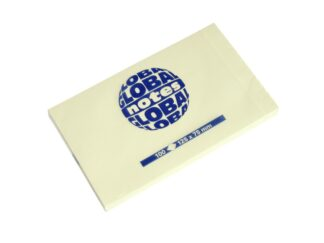 Sticky notes 75x125mm 100 file Global Notes