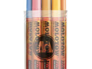 Acrylic marker One4All 227HS 4 mm Box Pastel-Kit