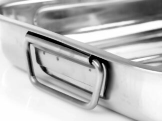 Oven Tray stainless steel, 40x30x5.5CM