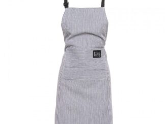 Navy kitchen apron