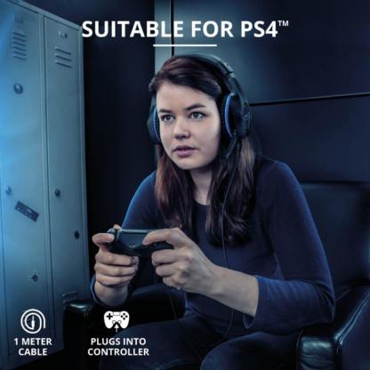 Trust GXT 404B Rana Gaming Headset PS4