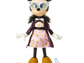 Minnie Mouse milk coffee doll